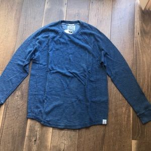 Lucky Brand true indigo sweater (men's)